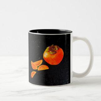 Persimmon, Series III Two-Tone Coffee Mug