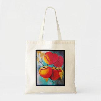 Persimmons at Dawn Tote Bag