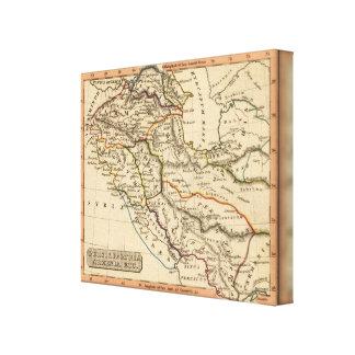 Persis, Parthia, Armenia Canvas Print