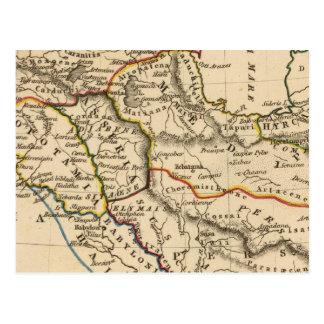 Persis, Parthia, Armenia Postcard