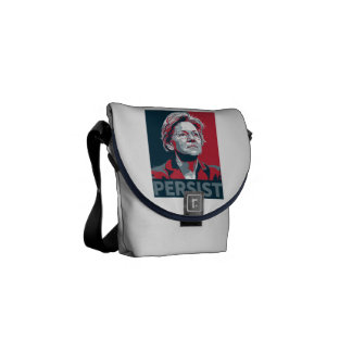 #Persist Messenger Bag