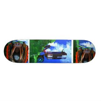Persistence Skateboard Wood Edition #2
