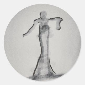 Persona Lasombra Round Sticker