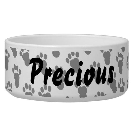 Personaized Pet Dish