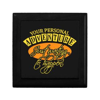 Personal Adventure gift box