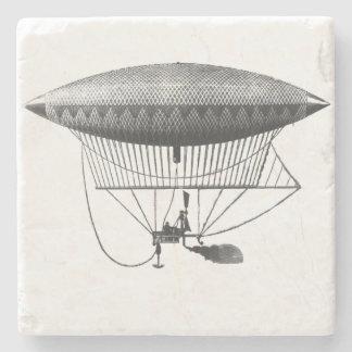 Personal Airship Stone Coaster