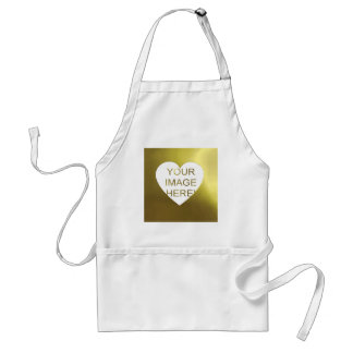 PERSONAL CHRISTMAS FAMILY PHOTO PORTRAIT GIFT STANDARD APRON