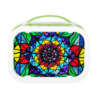 """Personal Expansion"" Green Lunchbox"