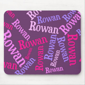Personal gift Sample mousepad in Mixed Berry