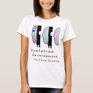 Personal growth or evolutionary face design T-Shirt