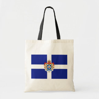 Personal King George I Of Greece, Ghana Canvas Bags