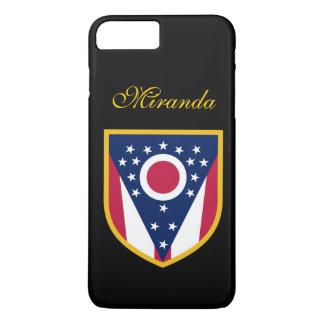 Personal Ohio Flag iPhone 8 Plus/7 Plus Case