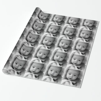 Personal Photos Wrapping Paper
