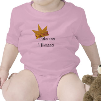 Personal Princess Shirt - Baby s First Tee