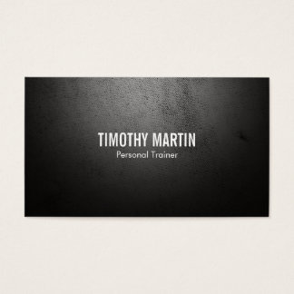 Personal Trainer (Appointment Card) Business Card