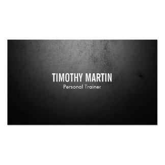 Personal Trainer (Appointment Card) Pack Of Standard Business Cards