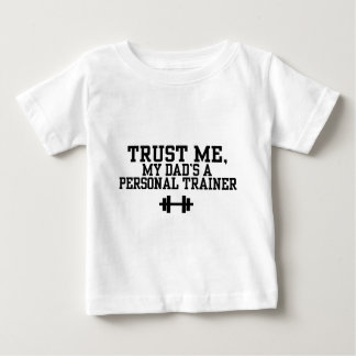 Personal Trainer Baby T-Shirt