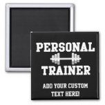 Personal Trainer Black and White Dumbell Training