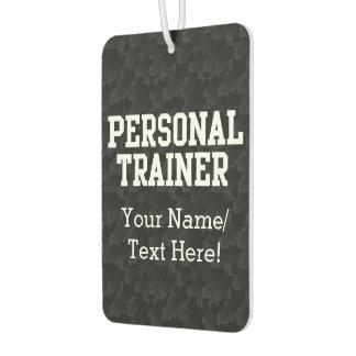Personal Trainer Black Varsity