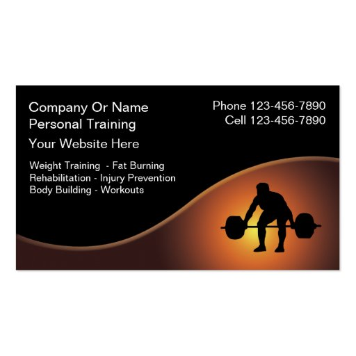 Search results for personal letter for friend calendar for Sample personal trainer business cards
