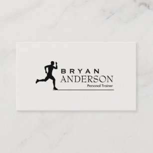 trainer business cards zazzle uk