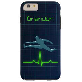 Personal Trainer Fitness Coach iPhone 6 Plus Cases Tough iPhone 6 Plus Case