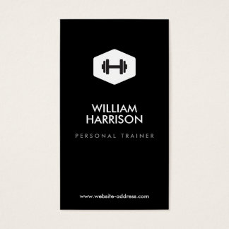 PERSONAL TRAINER, FITNESS INSTRUCTOR LOGO
