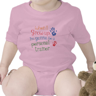 Personal Trainer Future Infant Baby T-Shirt