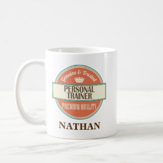 Personal Trainer Personalized Office Mug Gift