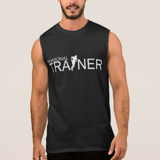 PERSONAL TRAINER SLEEVELESS SHIRT