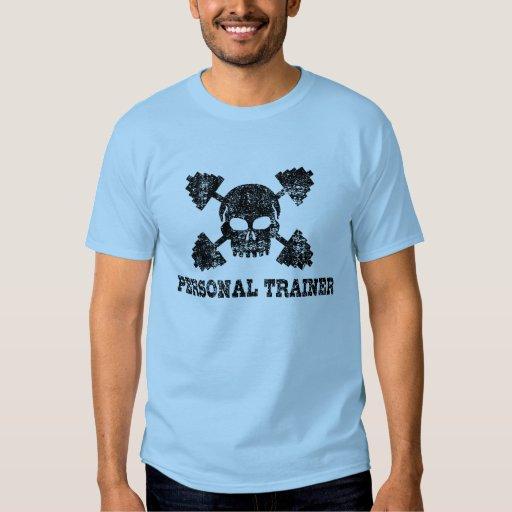 Personal Trainer Tshirt Zazzle