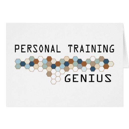 Personal Training Genius Card