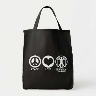 Personal Training Grocery Tote Bag