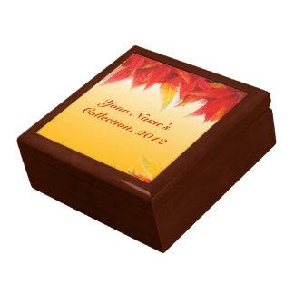 Personal treasure box large square gift box