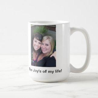 Personalise 15oz Coffee Mug