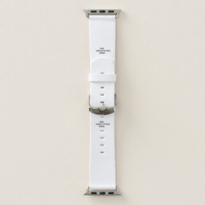 Personalise Apple Watch Band