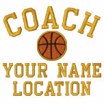 Personalise Basketball Coach Your Name Your Game!