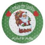 Personalise Christmas Cookies for Santa Name