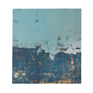Personalise Wall Paint Texture Photograph Notepads