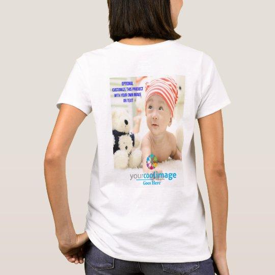 Personalise Your Christmas Countdown Women Shirt