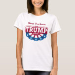 Personalise Your Group for Donald Trump T-Shirt