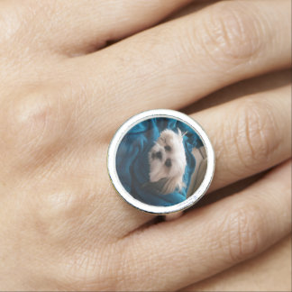 Personalise your own photo ring