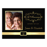 Personalised 50th Anniversary Party Invitations