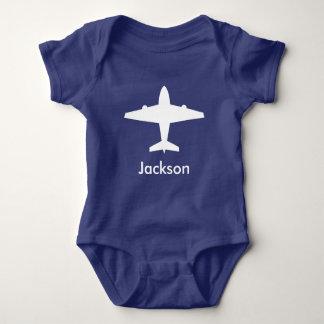 Personalised Aeroplane Shirt for Kids