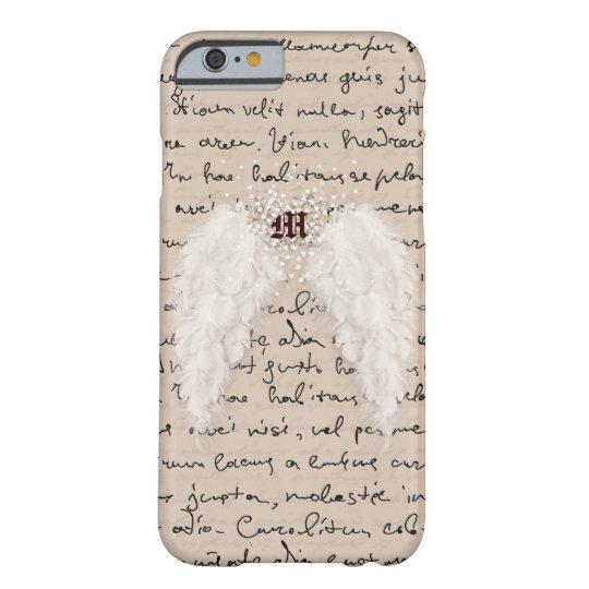 Personalised Angel Wing Phone Case