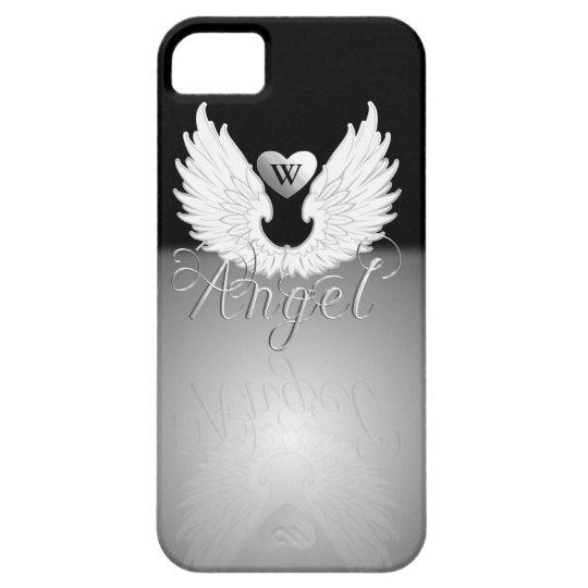 Personalised Angel Wings Phone Case