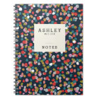 Personalised | Ashley Dots Notebook