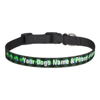Personalised BABBS Dog Collar