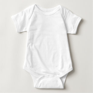 Personalised Baby Jersey Bodysuit