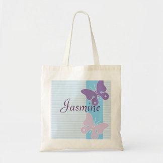 Personalised Bag - Butterflies